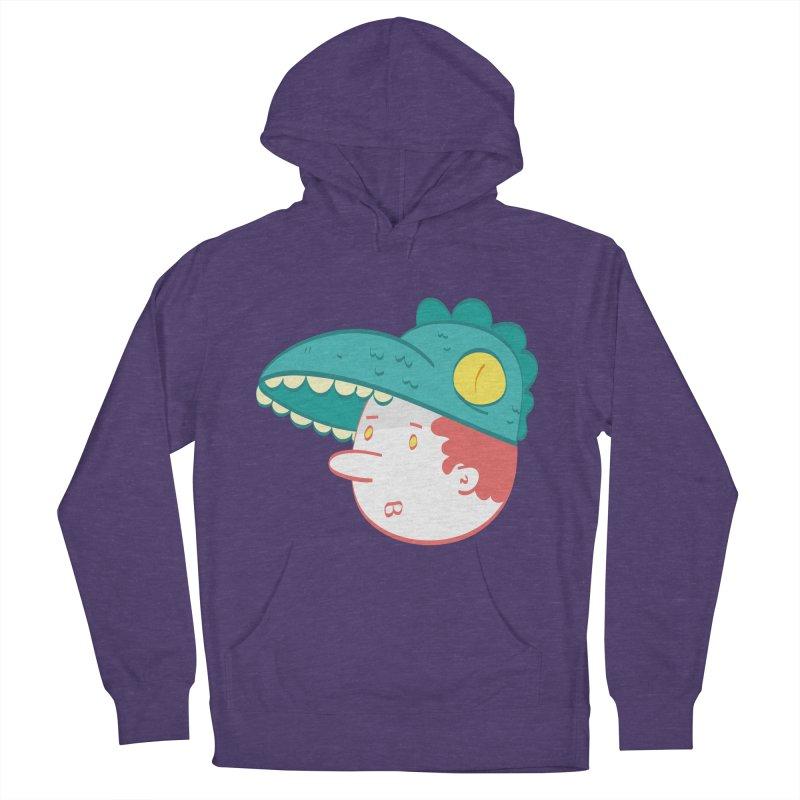 Dino Boy Women's Pullover Hoody by thiagoegg's Artist Shop