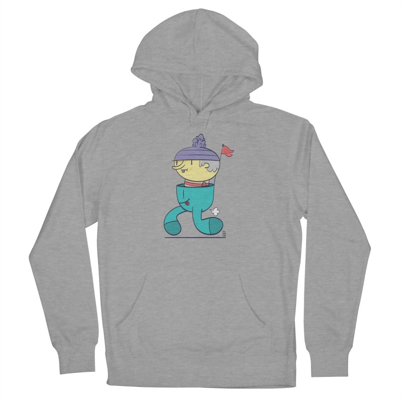 Walker Men's French Terry Pullover Hoody by thiagoegg's Artist Shop