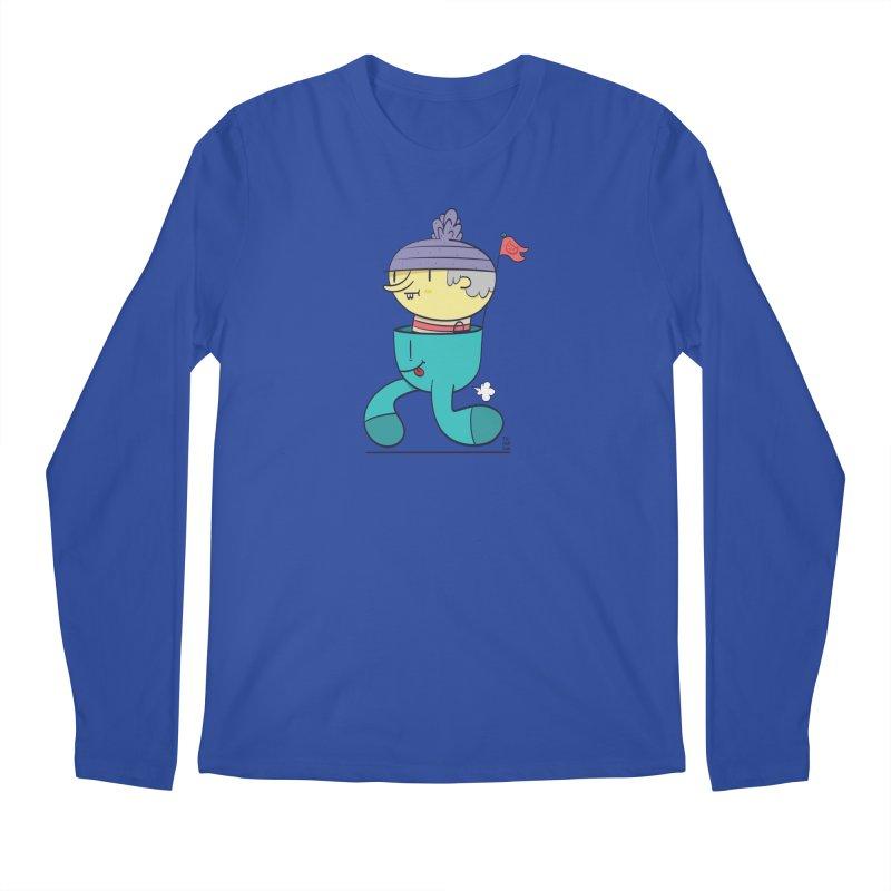 Walker Men's Longsleeve T-Shirt by thiagoegg's Artist Shop
