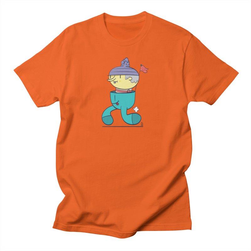 Walker Men's T-Shirt by thiagoegg's Artist Shop