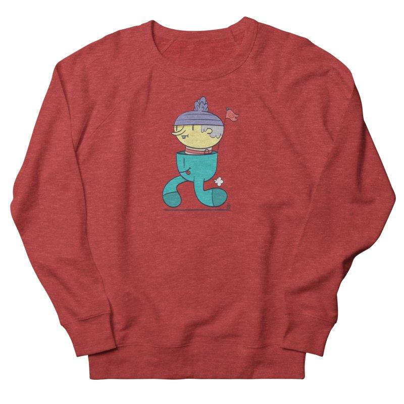 Walker Men's French Terry Sweatshirt by thiagoegg's Artist Shop