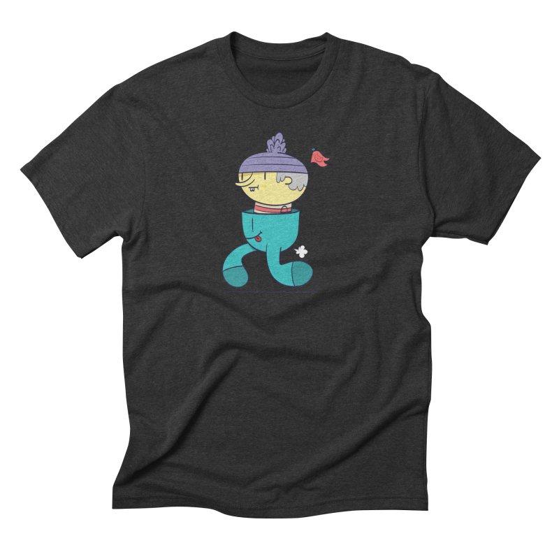 Walker Men's Triblend T-Shirt by thiagoegg's Artist Shop