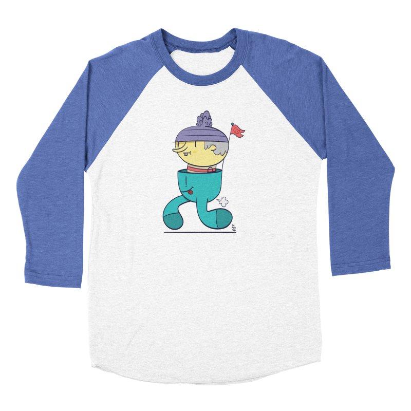 Walker Men's Baseball Triblend T-Shirt by thiagoegg's Artist Shop