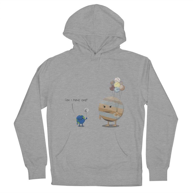 Oh, Jupiter! Men's Pullover Hoody by thibault's Artist Shop