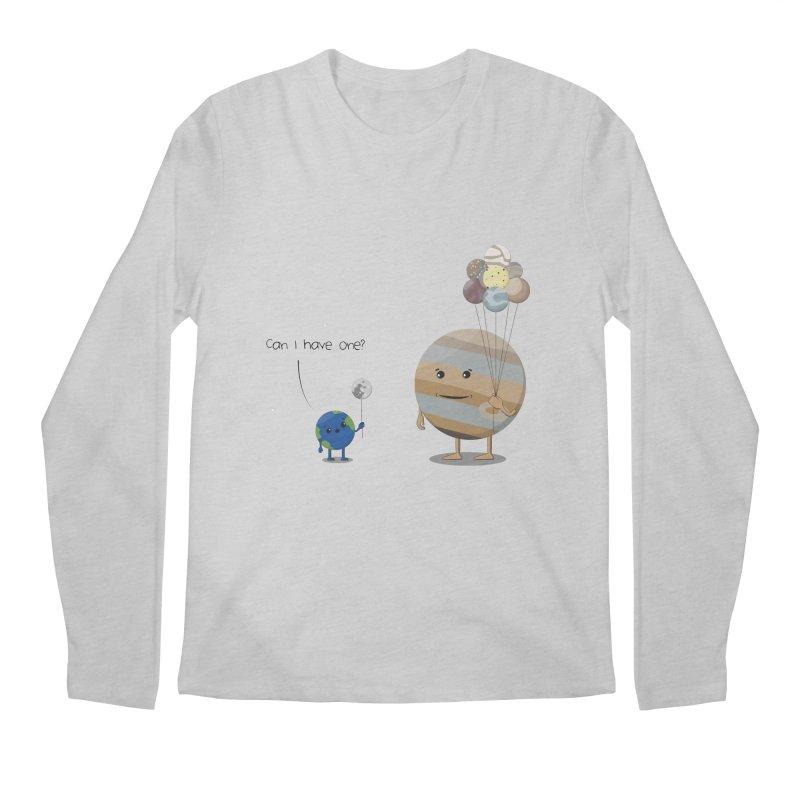 Oh, Jupiter! Men's Longsleeve T-Shirt by thibault's Artist Shop