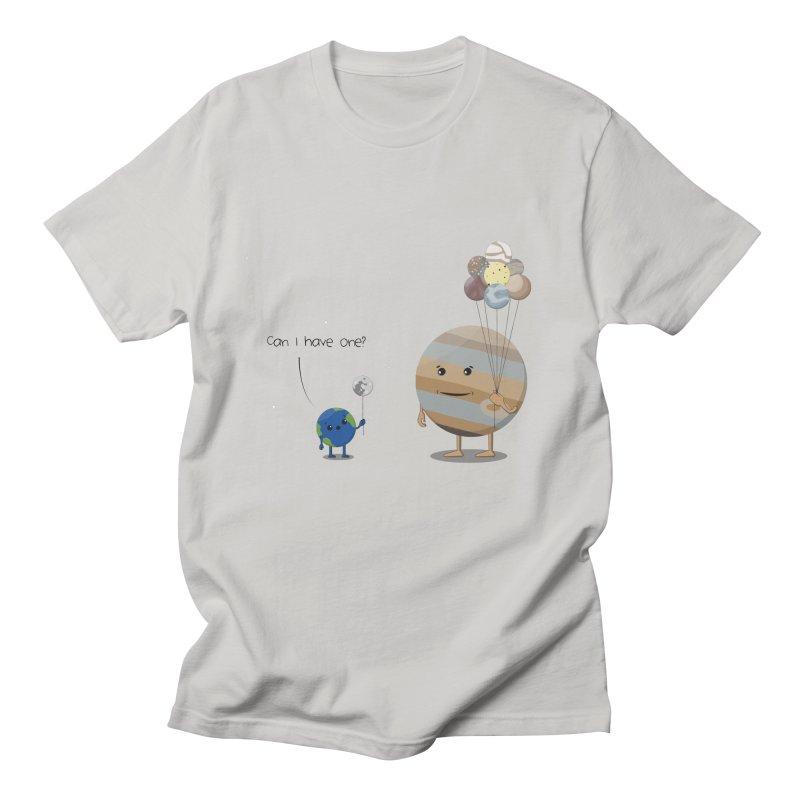 Oh, Jupiter! Men's T-shirt by thibault's Artist Shop