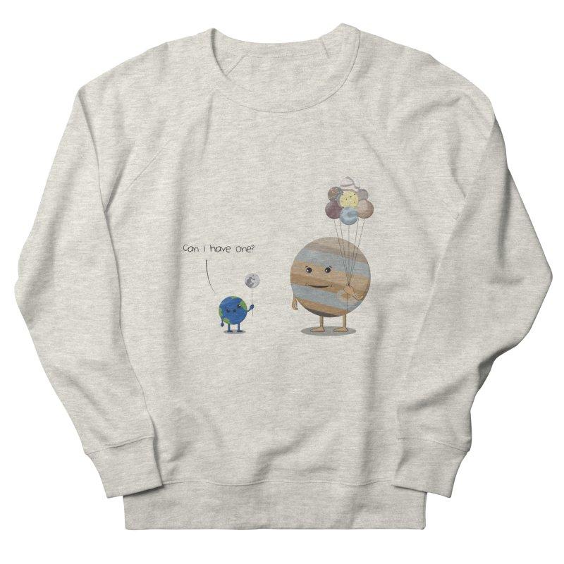 Oh, Jupiter! Women's Sweatshirt by thibault's Artist Shop