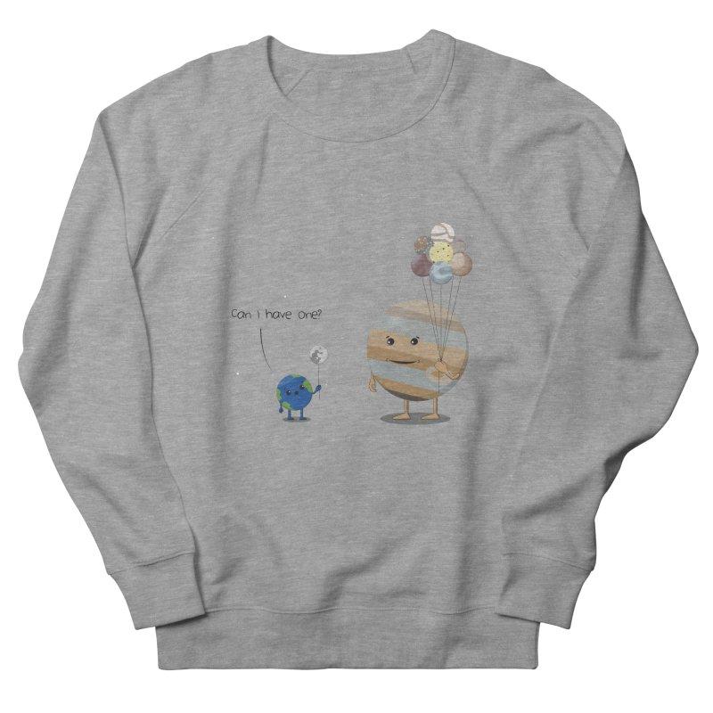 Oh, Jupiter! Men's Sweatshirt by thibault's Artist Shop