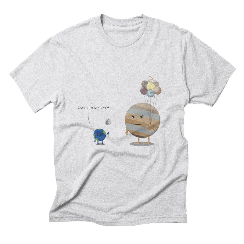 Oh, Jupiter! Men's Triblend T-Shirt by thibault's Artist Shop