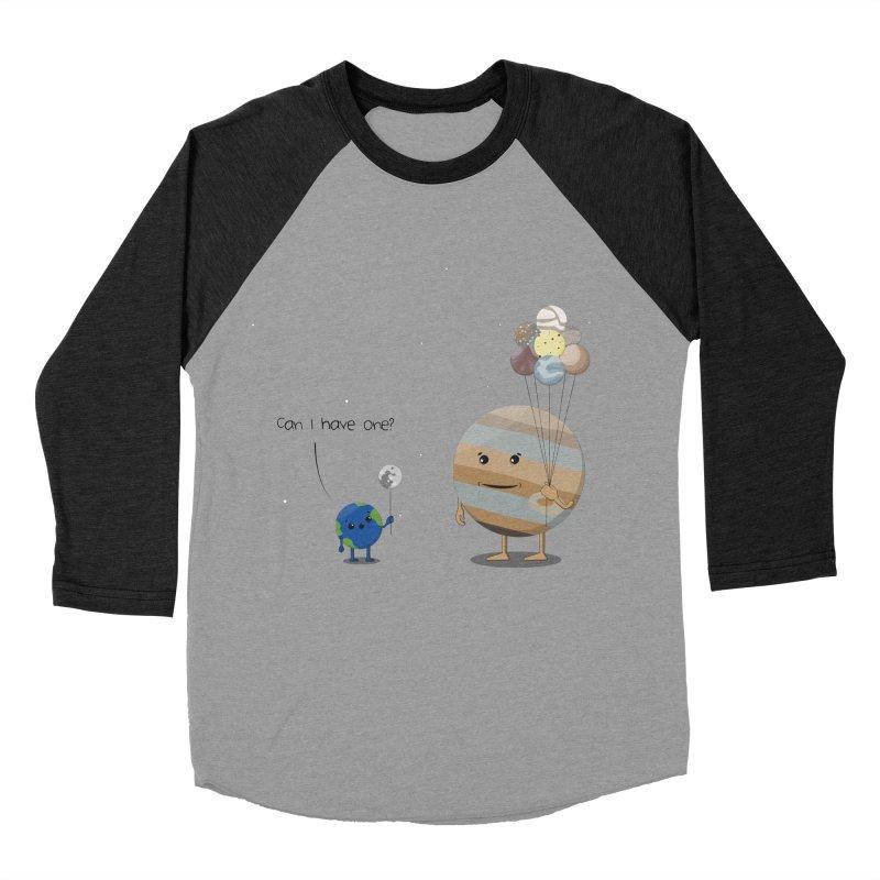 Oh, Jupiter! Women's Baseball Triblend T-Shirt by thibault's Artist Shop