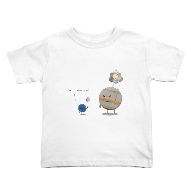 Oh, Jupiter! Kids Toddler T-Shirt by thibault's Artist Shop