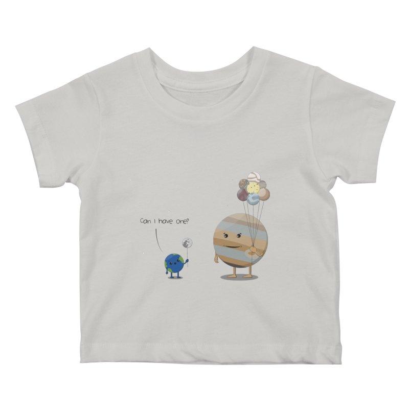 Oh, Jupiter! Kids Baby T-Shirt by thibault's Artist Shop