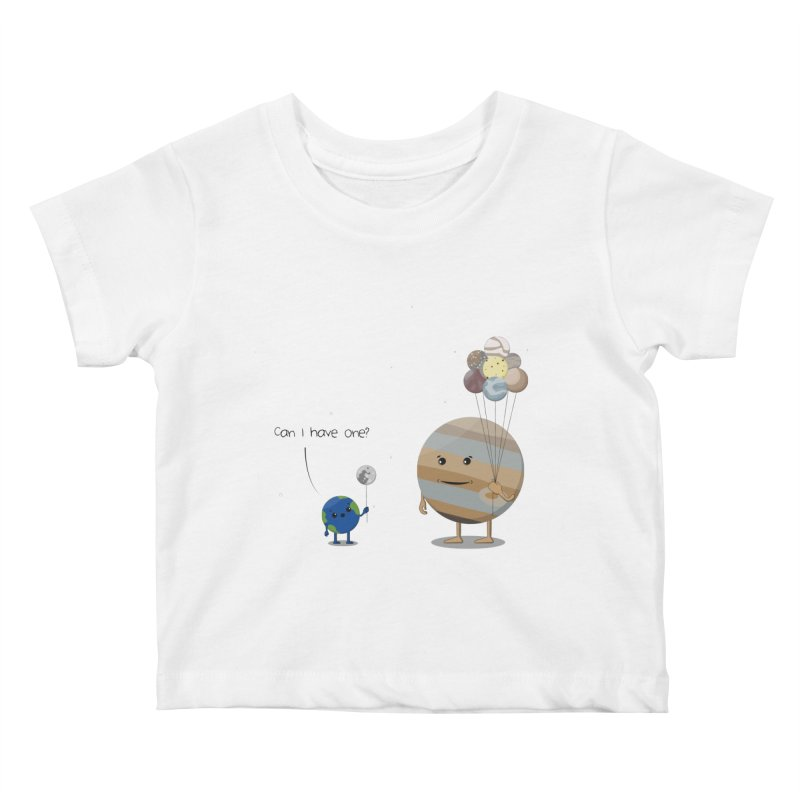 Oh, Jupiter! Kids Baby T-Shirt by thibault's Artist Shop