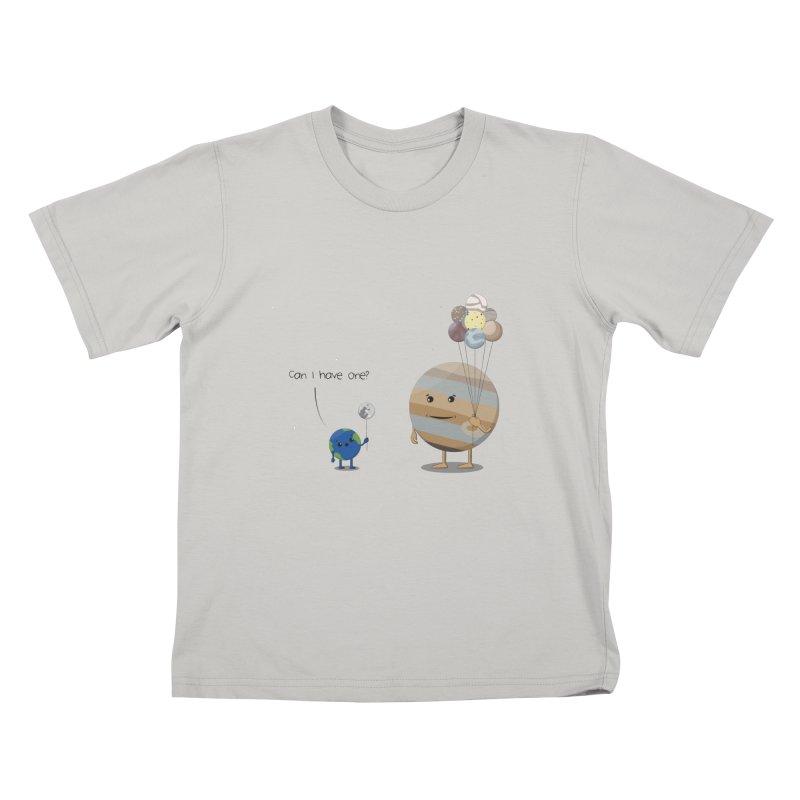 Oh, Jupiter! Kids T-Shirt by thibault's Artist Shop