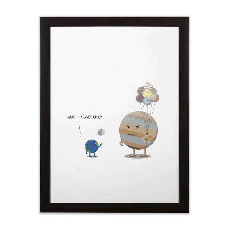 Oh, Jupiter! Home Framed Fine Art Print by thibault's Artist Shop