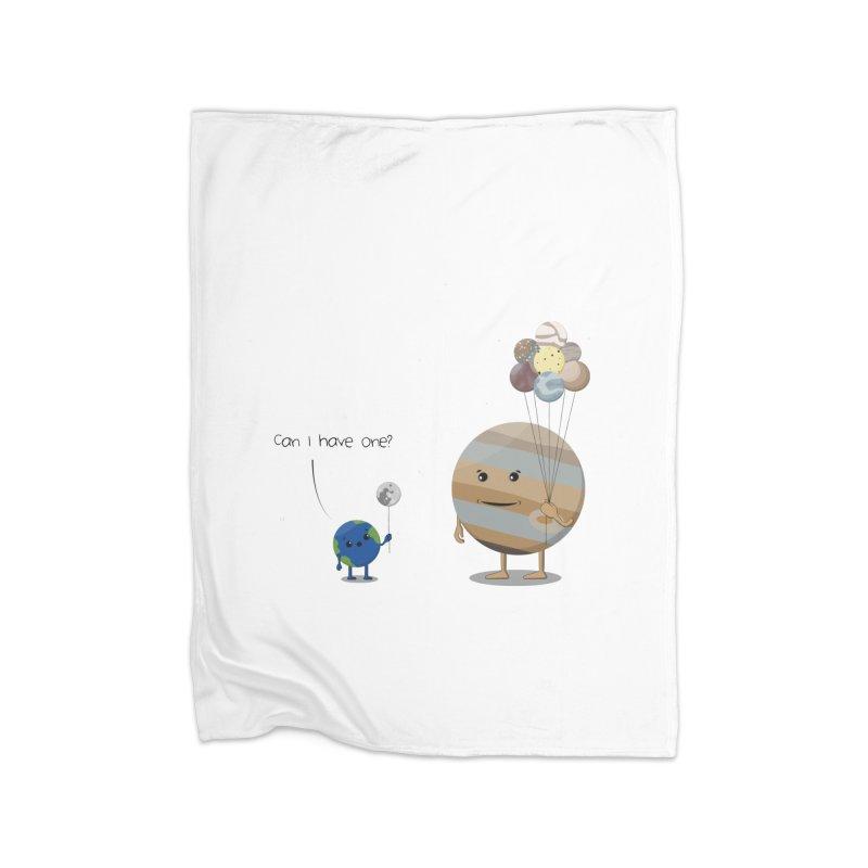 Oh, Jupiter! Home Blanket by thibault's Artist Shop