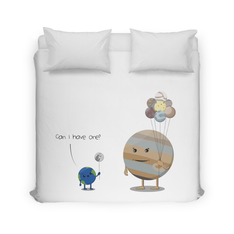 Oh, Jupiter! Home Duvet by thibault's Artist Shop