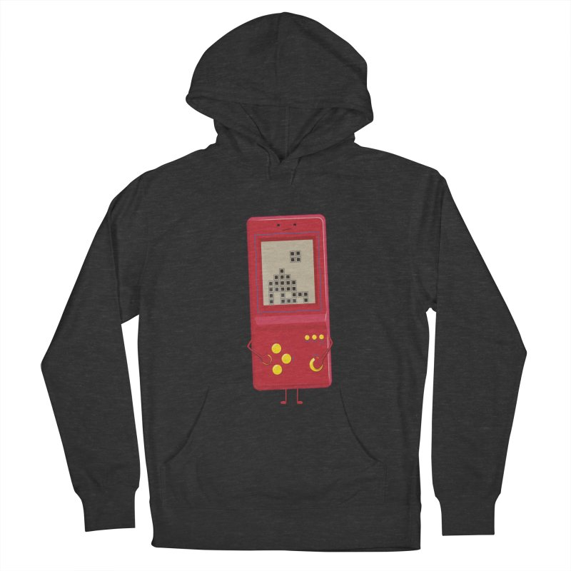 Brick game Men's Pullover Hoody by thibault's Artist Shop