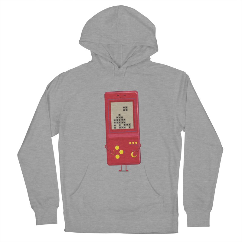 Brick game Men's Pullover Hoody by thibault's Artist Shop