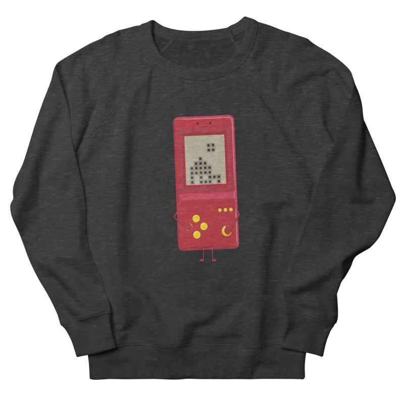 Brick game Men's Sweatshirt by thibault's Artist Shop