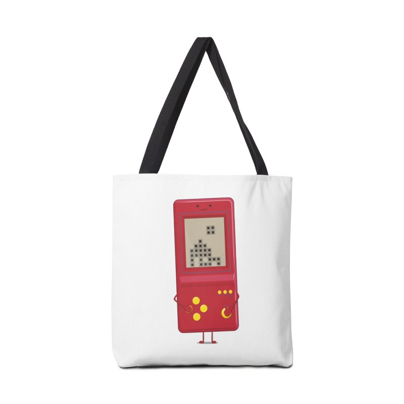 Brick game Accessories Bag by thibault's Artist Shop
