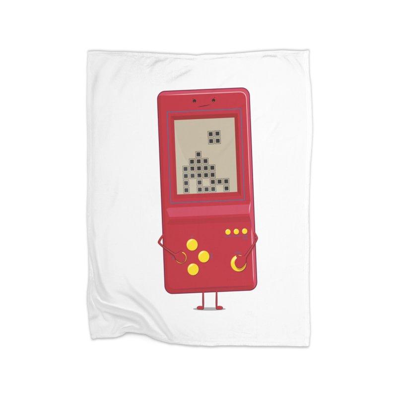 Brick game Home Blanket by thibault's Artist Shop