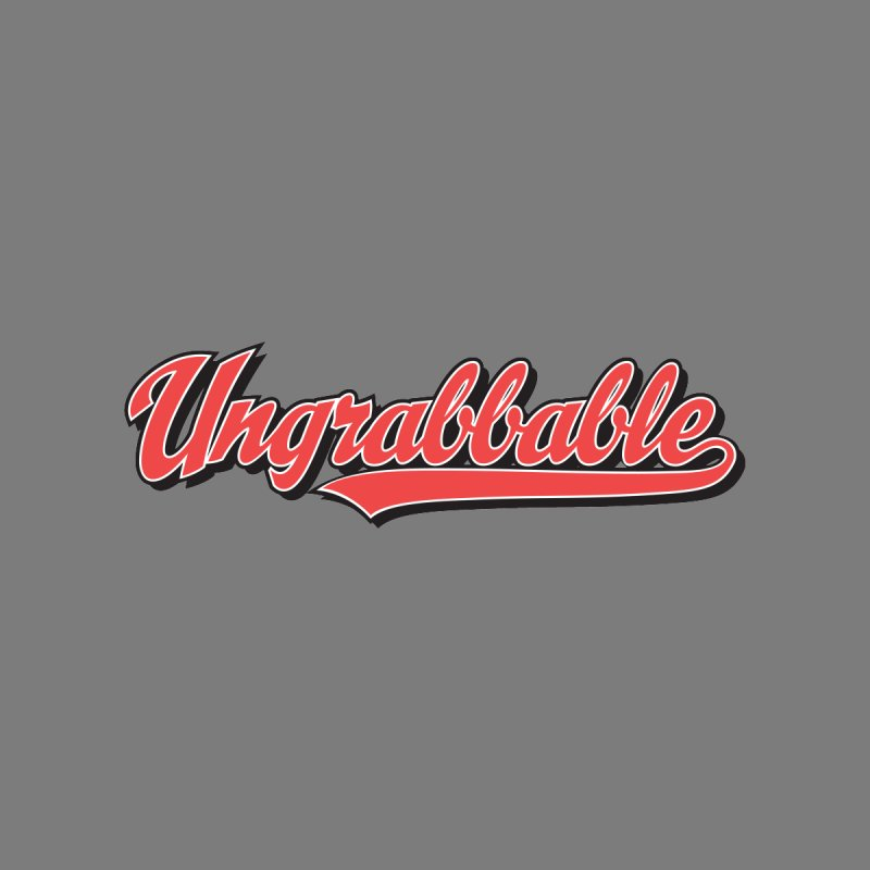 Ungrabbable by things made good