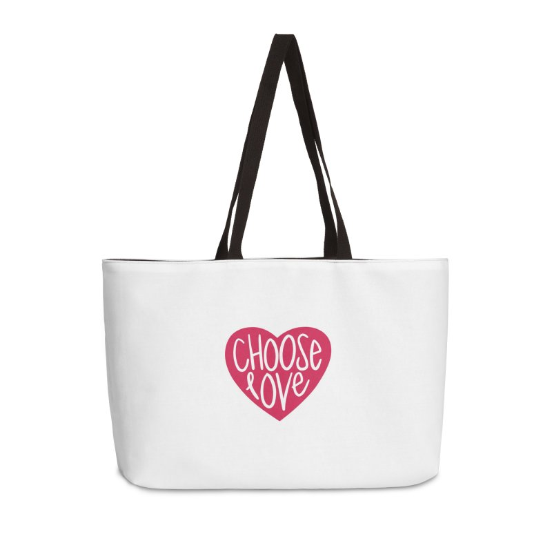 Choose Love Accessories Bag by things made good