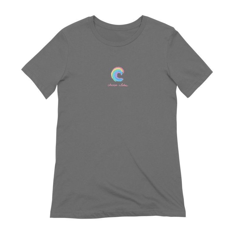 Choose Aloha Women's T-Shirt by things made good