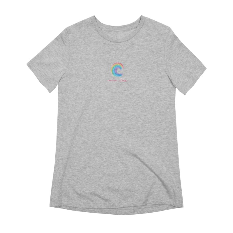 Choose Aloha Women's Extra Soft T-Shirt by things made good