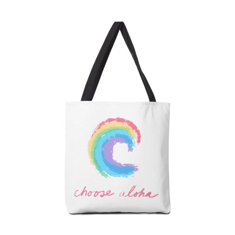 Choose Aloha Accessories Tote Bag Bag by things made good