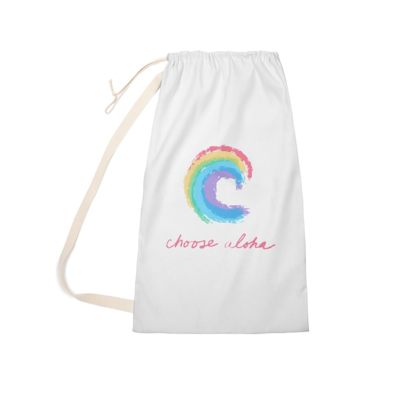 Choose Aloha Accessories Bag by things made good