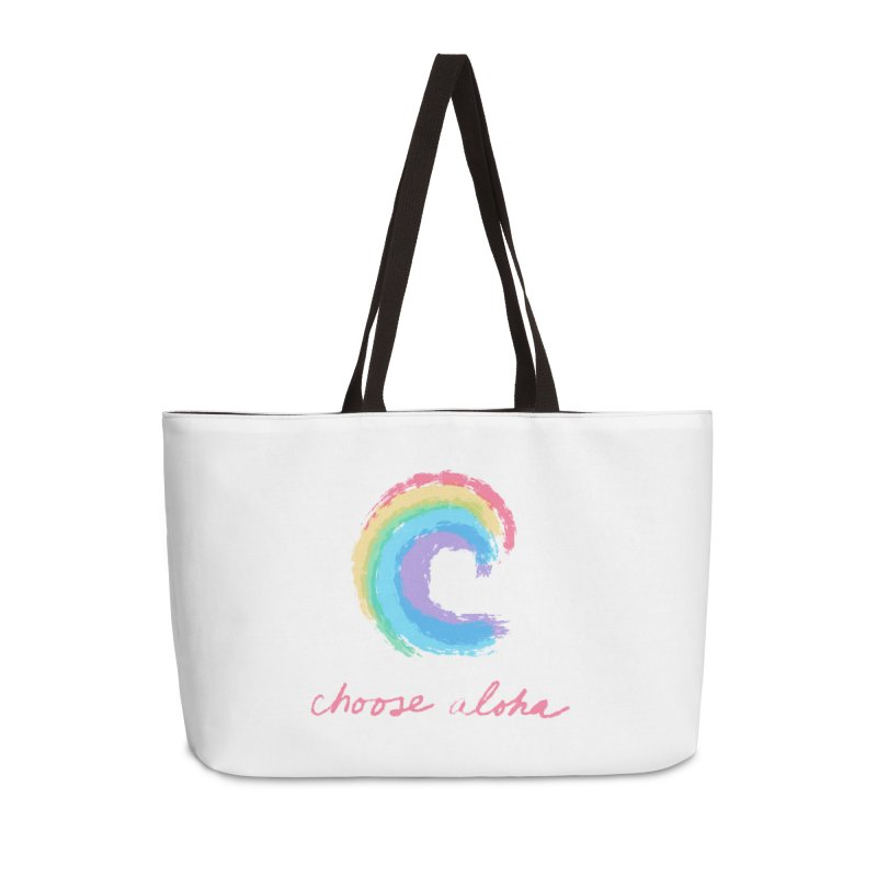Choose Aloha Accessories Weekender Bag Bag by things made good