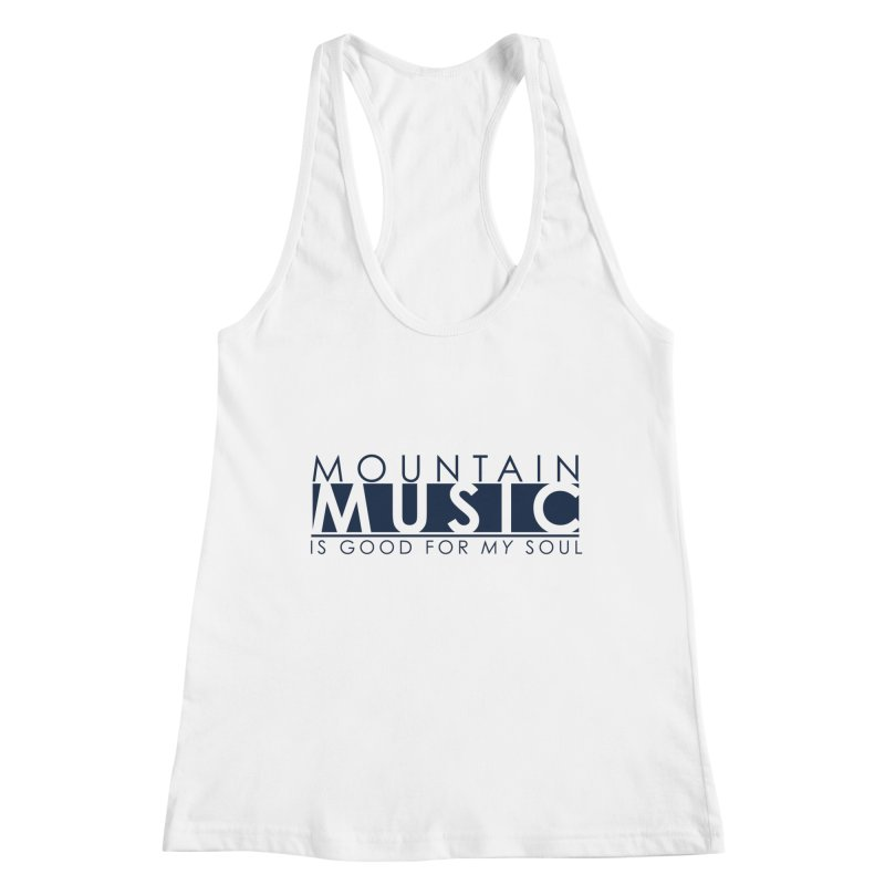 Mountain Music Women's Tank by thinkinsidethebox's Artist Shop