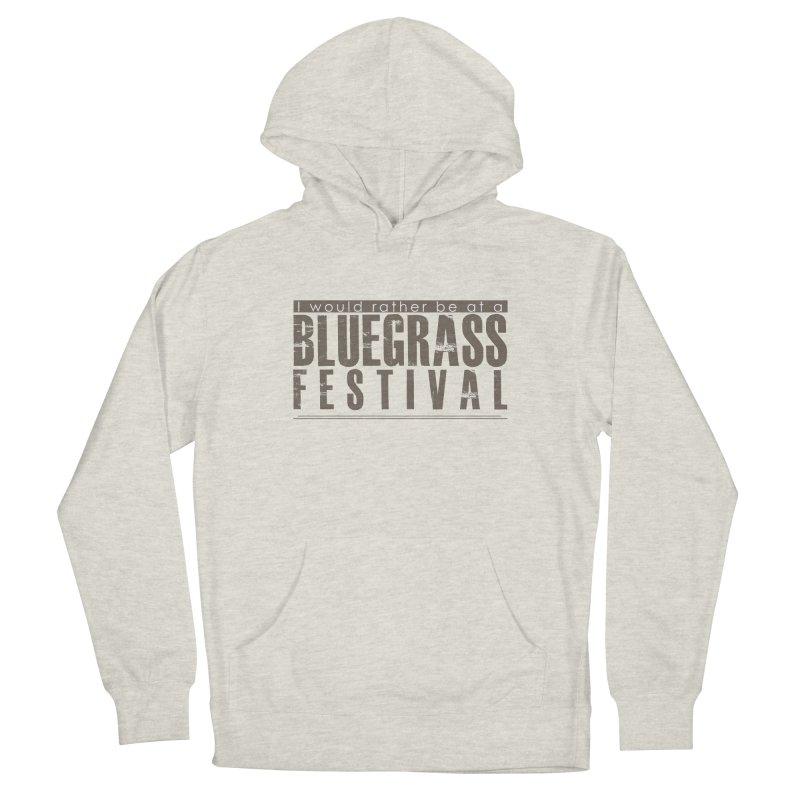 Bluegrass Festival Men's Pullover Hoody by thinkinsidethebox's Artist Shop