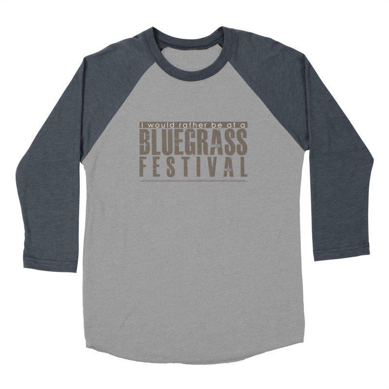 Bluegrass Festival Women's Longsleeve T-Shirt by thinkinsidethebox's Artist Shop