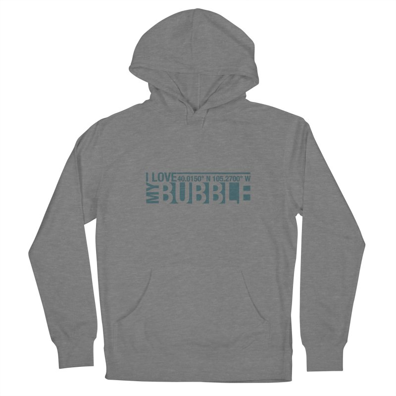 Boulder Bubble Women's Pullover Hoody by thinkinsidethebox's Artist Shop