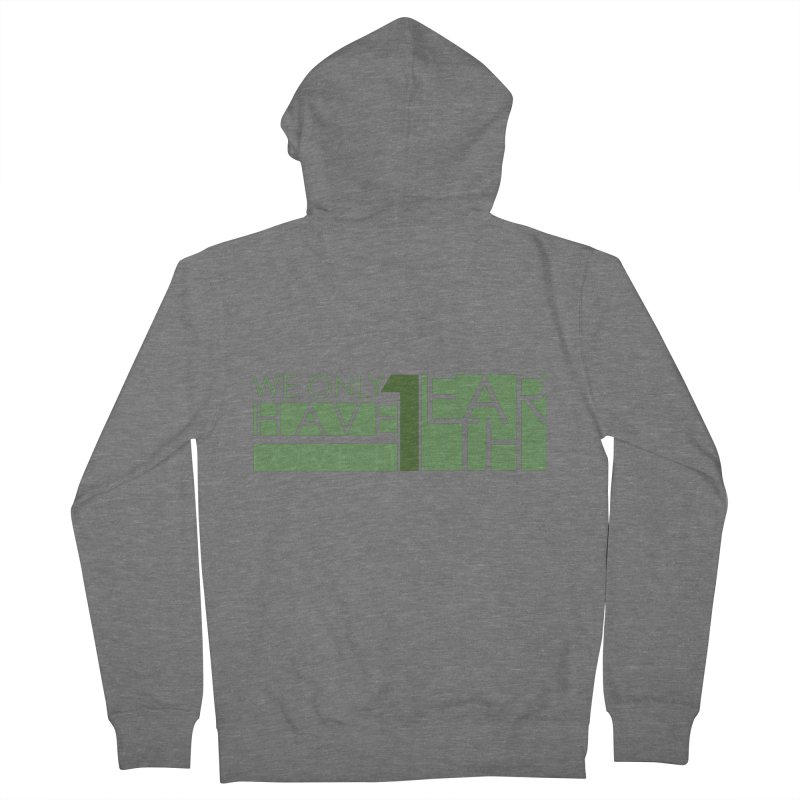 We Only Have 1 Earth Women's Zip-Up Hoody by thinkinsidethebox's Artist Shop