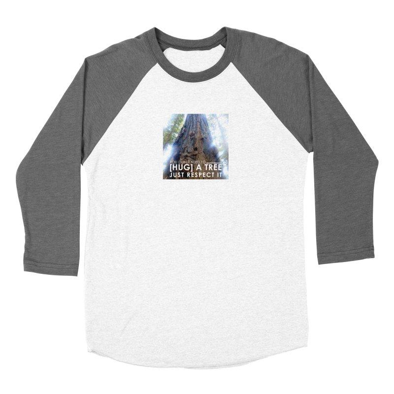 Tree [Hugger] Women's Longsleeve T-Shirt by thinkinsidethebox's Artist Shop