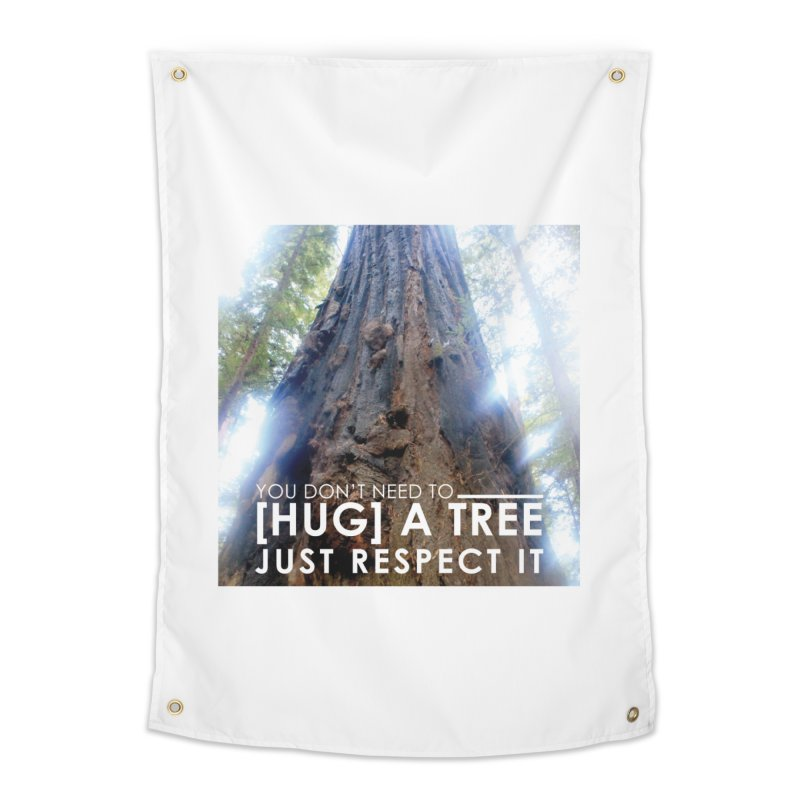 Tree [Hugger] Home Tapestry by thinkinsidethebox's Artist Shop