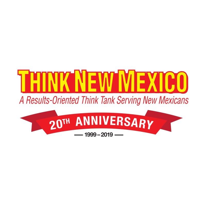 20th Anniversary Red No State by Think New Mexico's Artist Shop