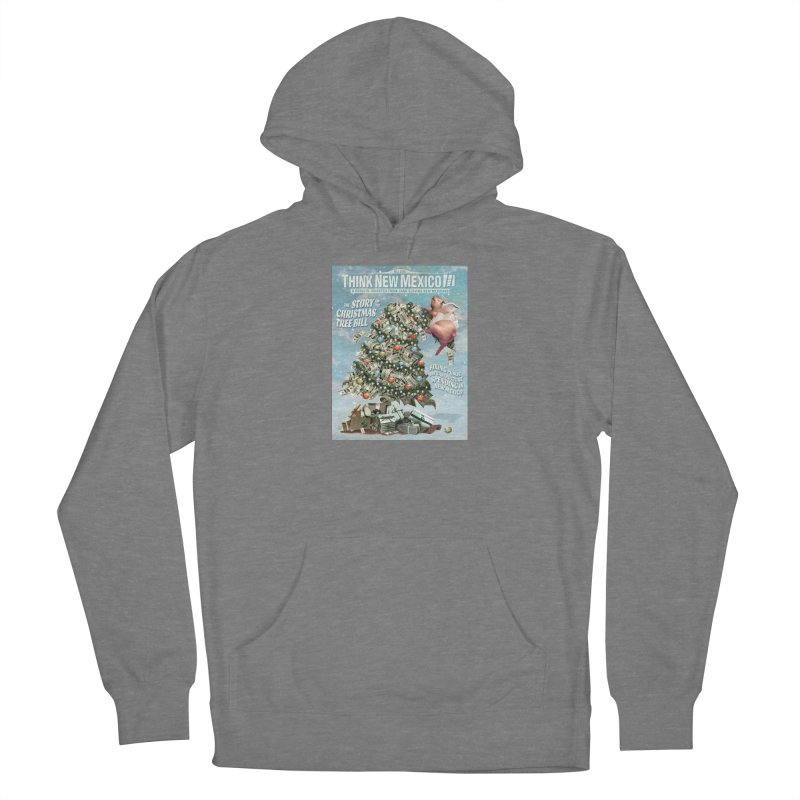 Think New Mexico Fall 2016 Capital Outlay Reform Report Cover Women's Pullover Hoody by Think New Mexico's Artist Shop