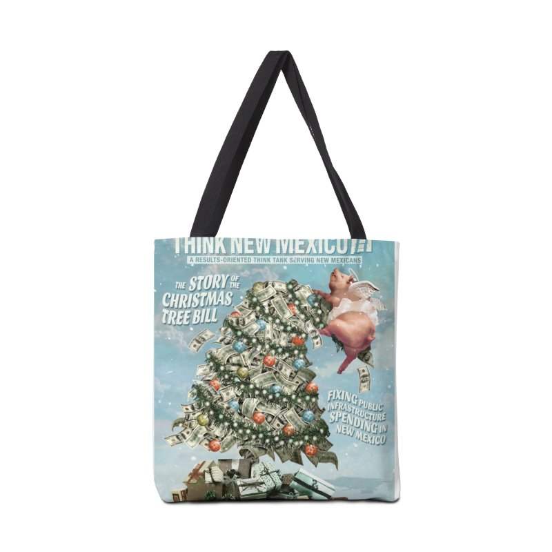 Think New Mexico Fall 2016 Capital Outlay Reform Report Cover Accessories Bag by Think New Mexico's Artist Shop