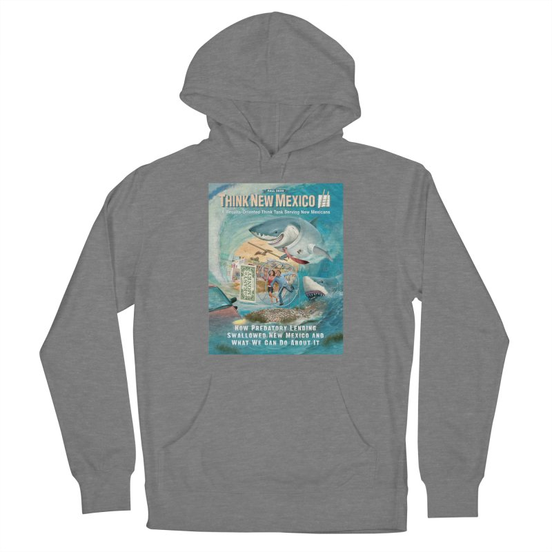 Predatory Lending Report Cover Women's Pullover Hoody by Think New Mexico's Artist Shop
