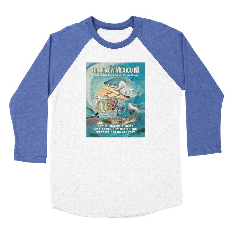 Predatory Lending Report Cover Women's Longsleeve T-Shirt by Think New Mexico's Artist Shop