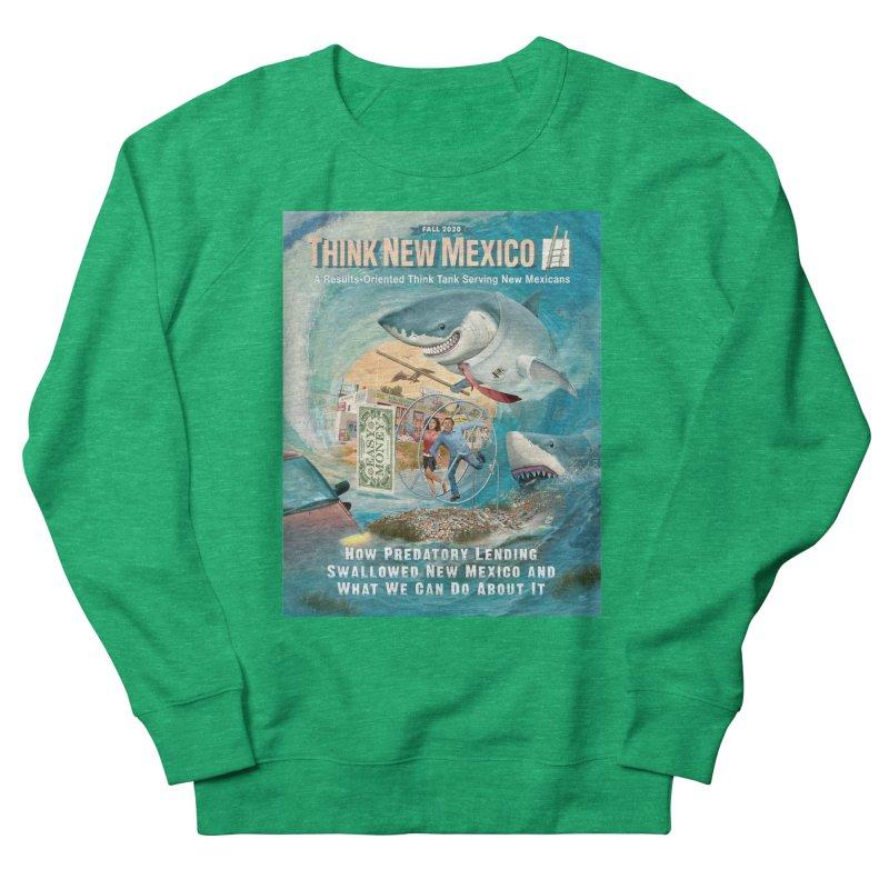Predatory Lending Report Cover Women's Sweatshirt by Think New Mexico's Artist Shop