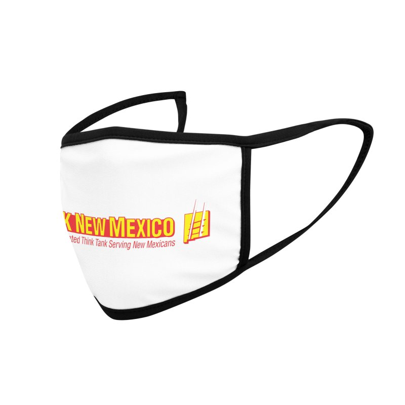 Think New Mexico Accessories Face Mask by Think New Mexico's Artist Shop