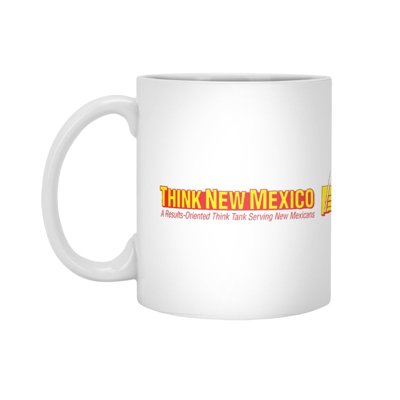 Think New Mexico Accessories Standard Mug by Think New Mexico's Artist Shop