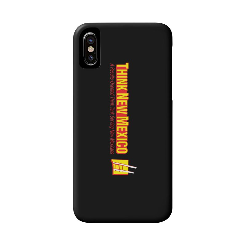 Think New Mexico Accessories Phone Case by Think New Mexico's Artist Shop
