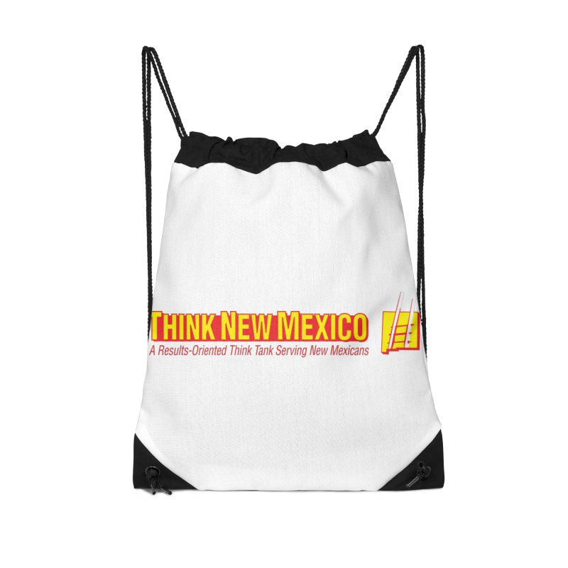 Think New Mexico Accessories Drawstring Bag Bag by Think New Mexico's Artist Shop